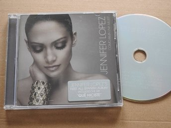 Jennifer Lopez - Como Ama Una Mujer CD (all-Spanish Album)