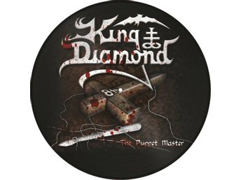 King Diamond -The puppet master DOUBLE pic disc ltd 2000