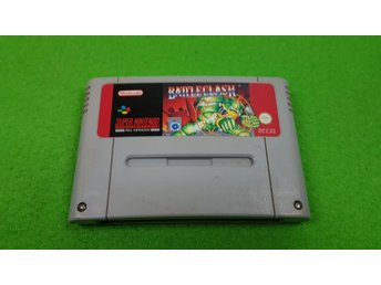 Battleclash SCN Super Nintendo Snes