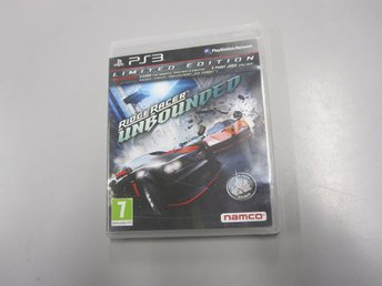 Ridge Racer - Unbounded - PS3