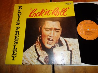 "Elvis Presley ""Rock N' Roll"""