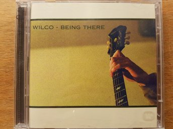 WILCO – Being There  2 CD 1996 Nyskick!