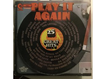 LP Commonwealth Music Presents - Play It Again