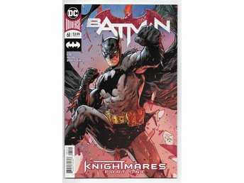 Batman 3rd Series # 61 NM Ny Import