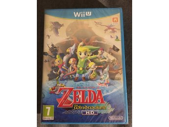 Zelda the Wind Waker (Nytt)