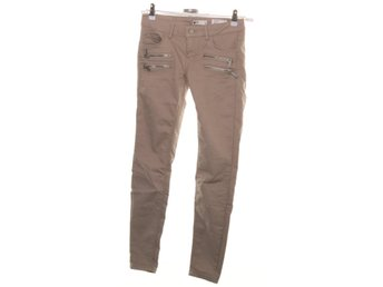 Perfect Jeans Gina Tricot, Byxor, Strl: 34, Beige
