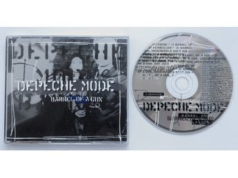 Depeche Mode - Barrel of a gun SCANDINAVIA