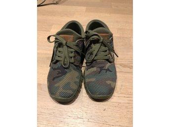 Nike skor strl 40 stefan janoski militär Max