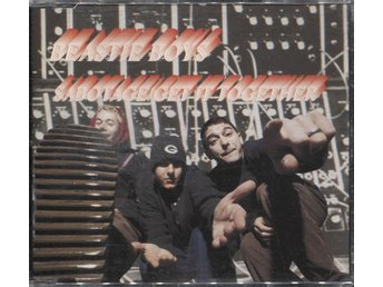 Beastie Boys - Sabotage / Get It Together - 1994 - CD Maxi