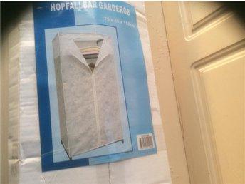 Garderob Djup 40 : Garderober förvaring tradera