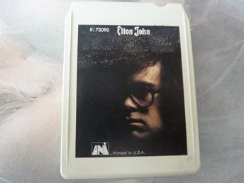 ELTON JOHN, YOUR SONG,   KASSETTBAND, 8-TRACK