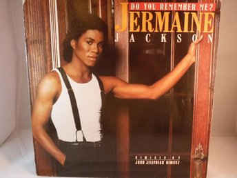 JERMAINE JACKSON - DO YOU REMEMBER ?  ( MAXI SINGLE -VINYL)
