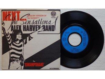 "ALEX HARVEY BAND 'Next' 1973 French promo 7"" - Bröndby - ALEX HARVEY BAND 'Next' 1973 French promo 7"" - Bröndby"