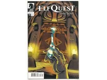 Elfquest: The Final Quest # 18 NM Ny Import