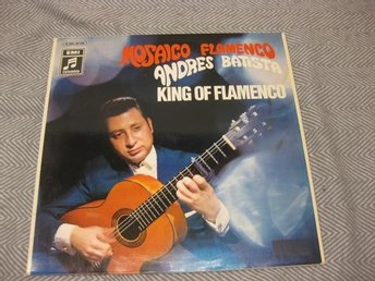 Andrés Batista-King Of Flamenco
