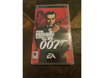 From Russia With Love - James Bond 007 - Sony PSP