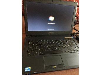 Acer Travelmate 8472TG Notebook Dubbel kärrna 2,40 snabb ,skärm 14.1 - Brastad - Acer Travelmate 8472TG Notebook Dubbel kärrna 2,40 snabb ,skärm 14.1 - Brastad