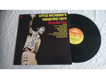 Little Richard - Recorded live