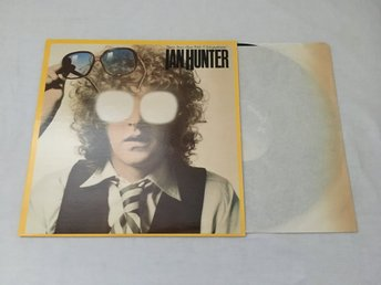 IAN HUNTER You're Never Alone With A Schizophrenic NM LP CAN 1979