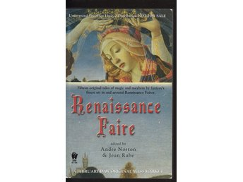 Norton & Rabe - Renaissance Faire- Uncorrected proof (På eng