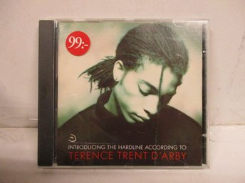 Terence Trent D'Arby - Introducing The Hardline According To... - FINT SKICK!