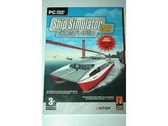 Ship Simulator 2008 - Collector's Edition (PC-DVD)