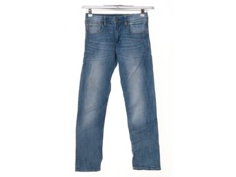 &Denim by H&M, Jeans, Strl: 152, Blå