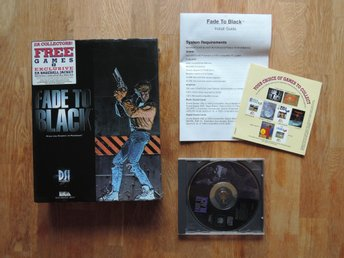 Fade to Black (PC CD-ROM/MS-DOS)