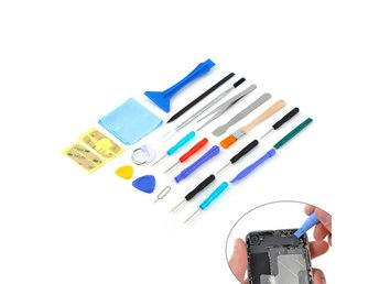 22 delar reparations kit Universal Iphone/Samsung/HTC display lcd - FRI FRAKT