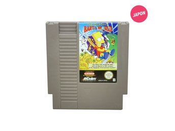The Simpsons: Bart vs. the World (SCN / NES)