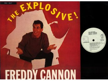 FREDDY CANNON - THE EXPLOSIVE
