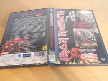 DVD - Iron Maiden - CLASSIC ALBUMS - NUMBER OF THE BEAST