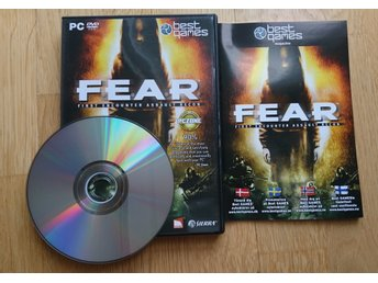 F.E.A.R.: First Encounter Assault Recon  (PC 2005)