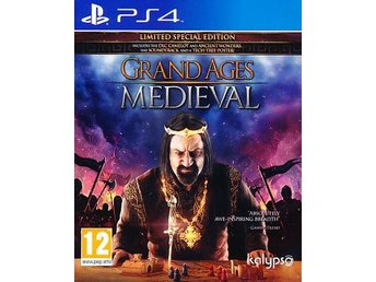 Grand Ages Medieval Ltd.Ed PS4 (PS4)
