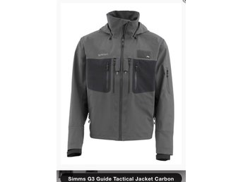 Simms G3 Guide Tactical Jacket.