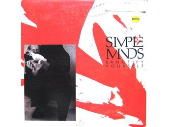 Simple Minds ‎– Sanctify Yourself
