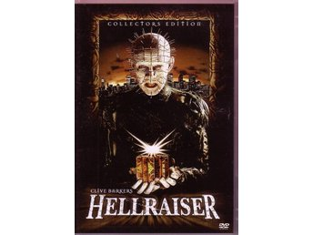 Clive Barker's HELLRAISER / Collector's edition DVD
