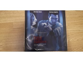 Laserdisc True Romance. Unrated Director´s Cut.