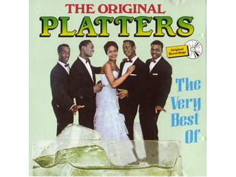 The Platters - The Original Platters - The Very Best Of
