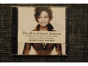 Janet Jackson - The Best Of   2CD