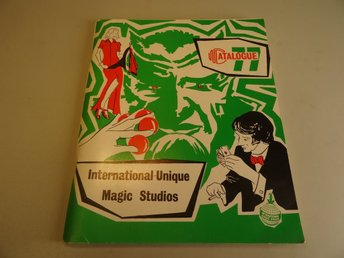 Catalogue 77 - International, Unique Magic studios