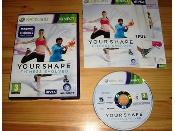 Xbox 360: Your Shape Fitness Evolved