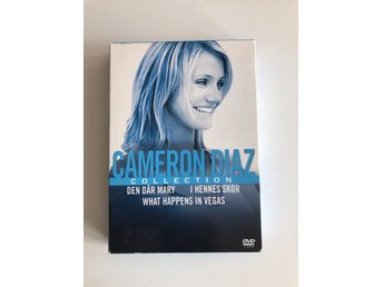 Cameron Diaz collection, DVD