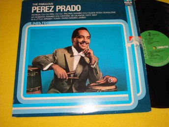 PEREZ PRADO - THE FABULOUS LP 1976