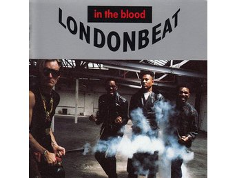 Londonbeat, In the blood (CD)