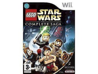 Lego Star Wars The Complete Saga | Nintendo Wii | PAL  |