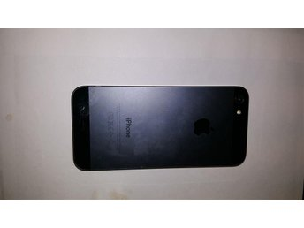 Defekt Iphone 5 svart 32GB minne - Malmbäck - Defekt Iphone 5 svart 32GB minne - Malmbäck