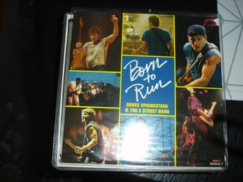 Bruce Springsteen- Born to run-Live-singel