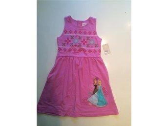 Exklusiv klänning från Disney land Paris, ny skick, 128! - åkersberga - Exklusiv klänning från Disney land Paris, ny skick, 128! - åkersberga