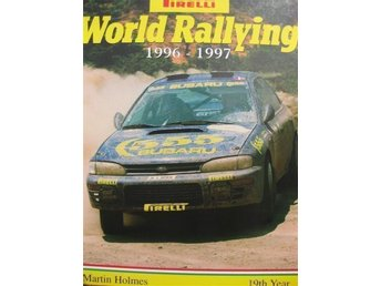 Pirelli World Rallying 19 - Vänersborg - Pirelli World Rallying 19 - Vänersborg